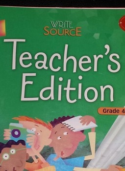 The Write Source - Teacher's Edition