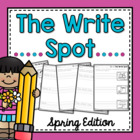 The Write Spot {Spring Edition}