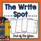 The Write Spot {End of the Year Edition}