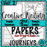 Journeys SECOND Grade The Write Stuff:  Writing Papers for Unit TWO