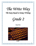 The Write Way: The Easy Road to Essay Writing