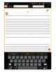 The WritePad Writing Prompt/ Writing Template