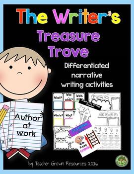 The Writer's Treasure Trove