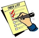 The Writer's Checklist