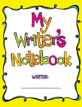 The Writer's Notebook