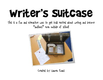 The Writer's Suitcase
