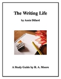 """""""The Writing Life"""" by Annie Dillard: A Study Guide"""