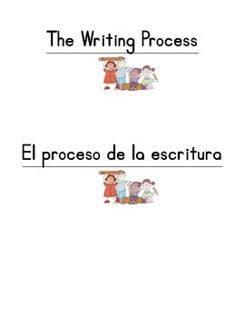 The Writing Process in Spanish and English