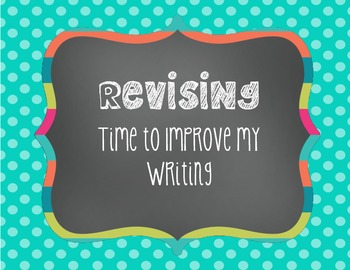 The Writing Process {Classroom Posters}
