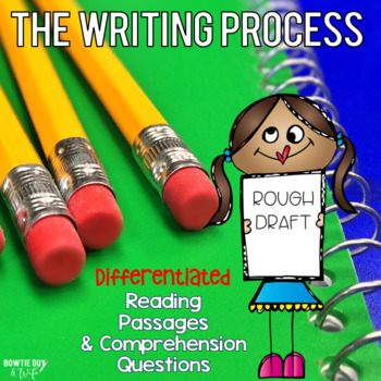 The Writing Process Differentiated Leveled Texts and Questions