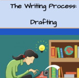 The Writing Process: Drafting   Distance Learning   Google Classroom