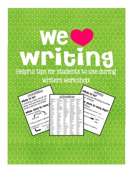 The Writing Process-Easy to Use Display Cards