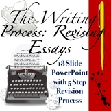 How To Write A High School Application Essay The Writing Process Revising Essays High School Style  Pollution Essay In English also Example Of Proposal Essay Revising Essays Teaching Resources  Teachers Pay Teachers Essay Learning English