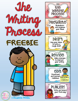 """writing process for first grade If you want to explore writing as a craft further or the writing process,  at the end of the first line say something like: """"i don't need a period here."""