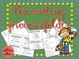 The Writing Process Folder
