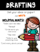 The Writing Process Posters - Freebie!