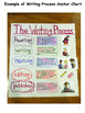 The Writing Process Lesson Plan & Anchor Chart Middle & High School Special Ed