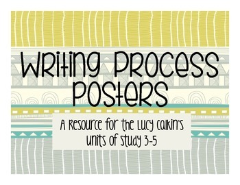 The Writing Process- Lucy Calkins