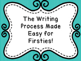 A Complete Writing Process Bundle