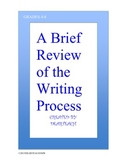 The Writing Process Made Easy [leads, closings, and writing styles]