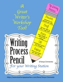The Writing Process Pencil; A Writer's Workshop Management Tool