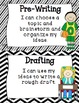 The Writing Process Posters (Black and White Theme)