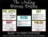 The Writing Process Posters (READY TO PRINT)