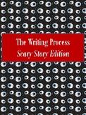 The Writing Process Prezi, Scary Story Edition