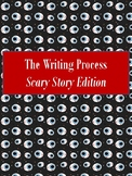 The Writing Process Prezi, Scary Story Edition