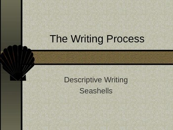 The Writing Process: Simile