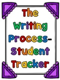 The Writing Process - Student Tracker