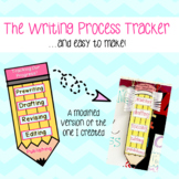 The Writing Process Tracker