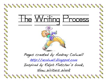 The Writing Process according to Ralph Fletcher