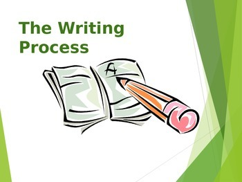The Writing Process and the 3.5 Essay