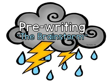 The Writing Process (bulletin board display)