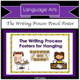 500 Followers Freebie----The Writing Process Posters for Posting