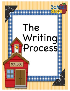 The Writing Process for Posting - Basic Wording - Portrait