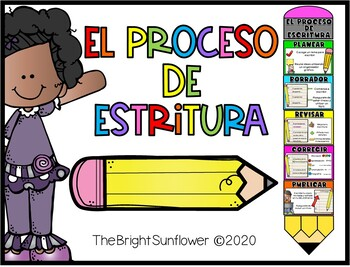 The Writing Process in Spanish