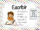 The Writing Process in Spanish/ El Proceso de la Escritura