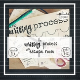 The Writing Process (mini) Escape Room