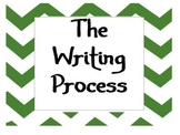 The Writing Process~Chevron
