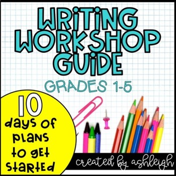 Writing Workshop Guide