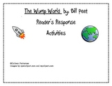The Wump World Reader's Response Activities