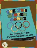The XXII Winter Games Mini Book - An Olympic Tale