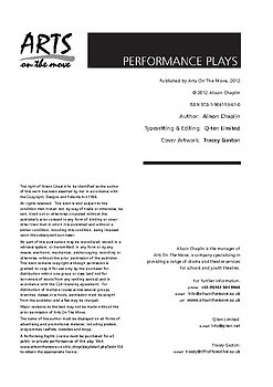 Drama Play Script, The Xmas Factor (Christmas, nativity story, end of year)