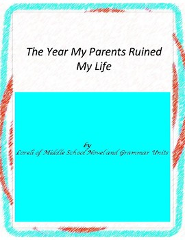 The Year My Parents Ruined My Life With Literary and Gramm