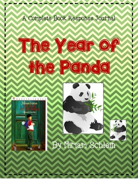 The Year Of The Panda- A Complete Book Response Journal