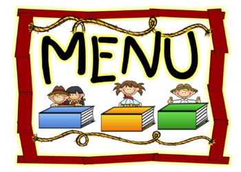 The Year in Review- Learning Menu