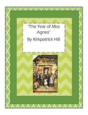The Year of Miss Agnes Literature Circle Set
