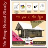 The Year of Miss Agnes Novel Study (Print + DIGITAL)